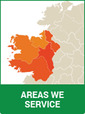 areas we service | best refuse collection | connacht