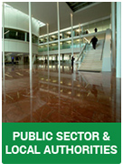 Public Sector & Local Authorities | industrial waste | bin services