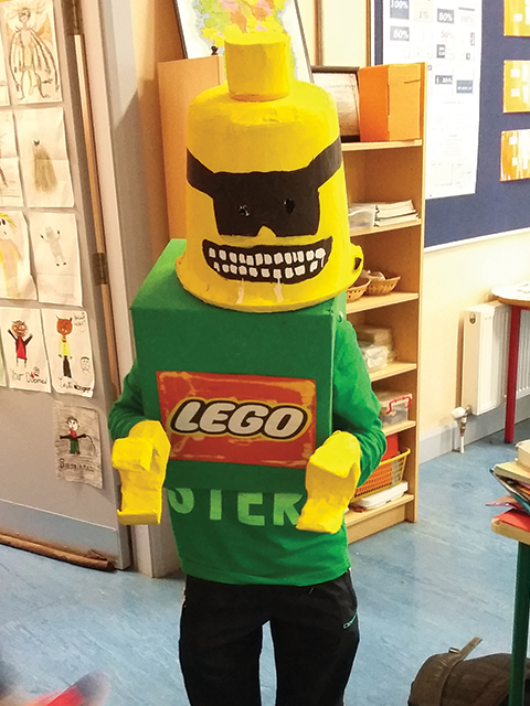 Barna Recycling Halloween Competition Winner