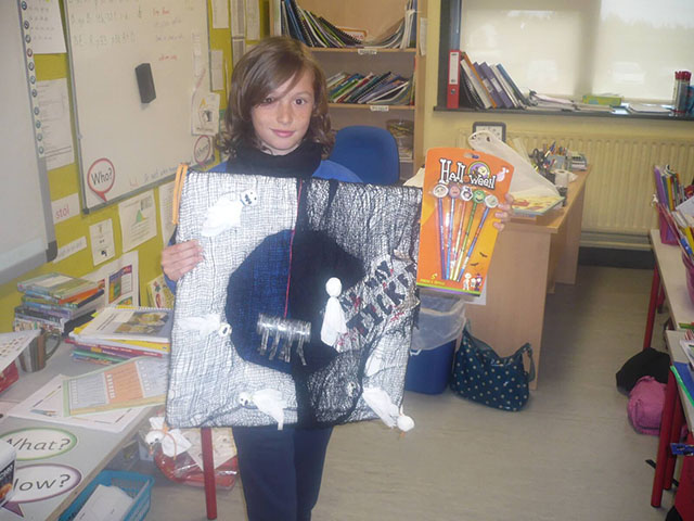 Barna Recycling Halloween Competition Winners