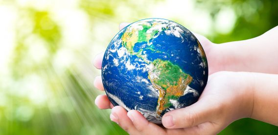 World Earth Day Barna Recycling