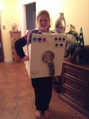 <h5>Ciara McDonagh</h5><p>This costume was sent in by Ciara Mcdonagh from Carraroe Co.Galway. </p>