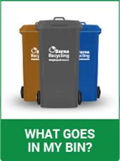 what goes in my bin | leitrim | roscommon