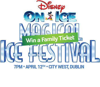 Win tickets to Disney on Ice in Citywest