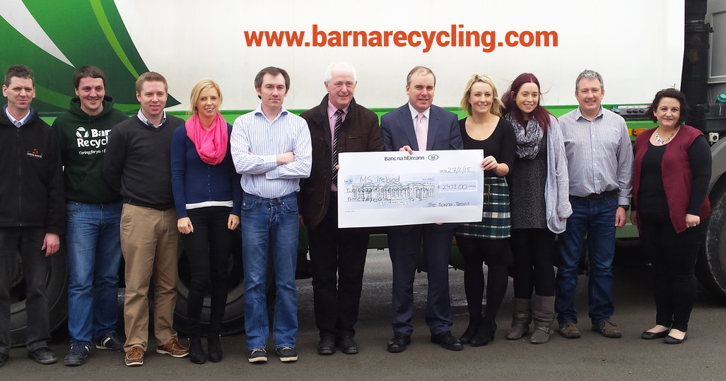 Galway's Fittest Workplace Barna Recycling