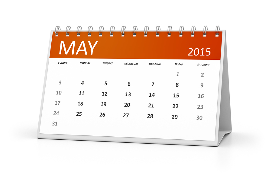 May Bank Holiday Collection Schedule