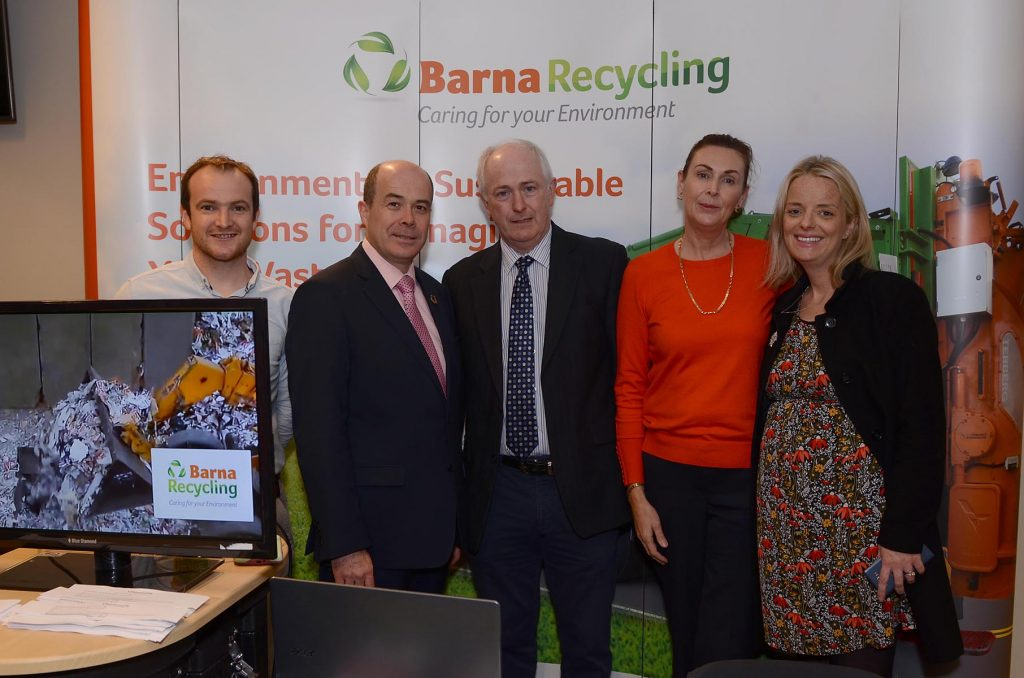 GMIT Green Day Barna Recycling